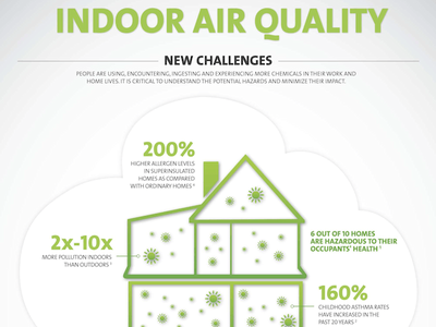 Is Your Home's Air Making You Sick? How to Improve Your Indoor Air Quality