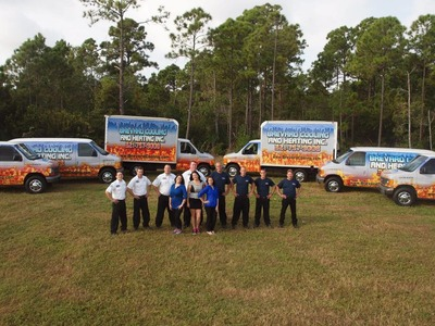 Brevard Cooling: Small Business Feel, Big Business Performance!