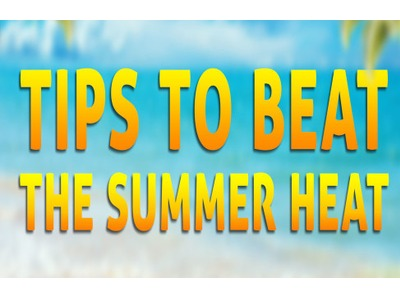 Sweltering in the August Heat? These Tips Will Help You Keep Your Cool