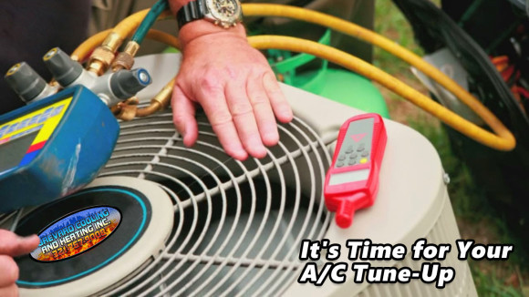 It's Time for Your A/C Tune-Up