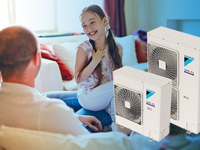 Daikin Whole House Heat Pumps