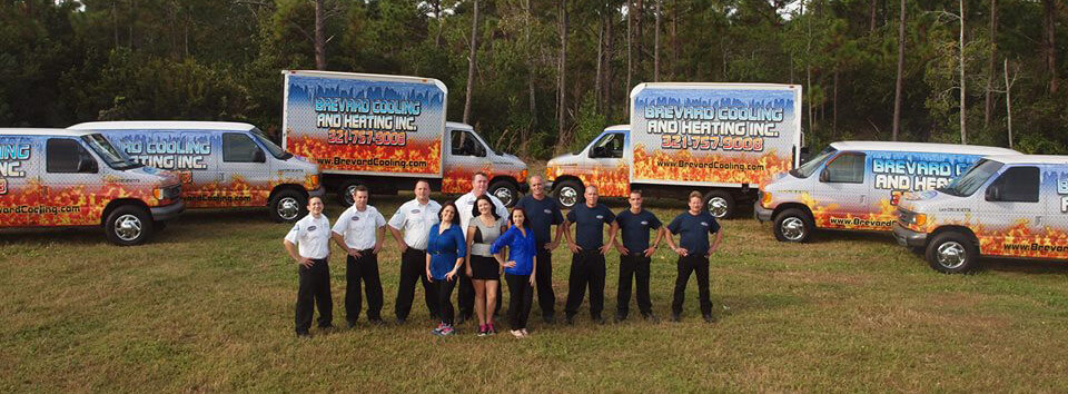 Brevard Cooling and Heating Team